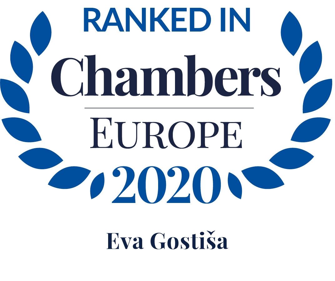 Chambers Europe Gostiša