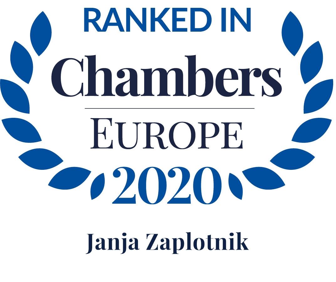 Chambers Europe Zaplotnik